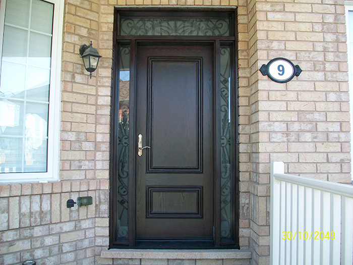doors front entry doors front doors toronto wood grain door solid