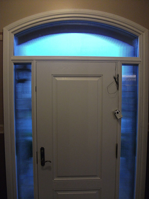Front Entry Doors Fiberglass Doors Woodgrain Door With 2
