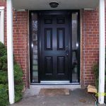 3-Exterior Smooth Door with 2 Side Lites installed by Windows and Doors Toronto