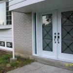 6-Excalibur Smooth Doors with Multi Point Locks and Side Lights by Windows and Doors Toronto