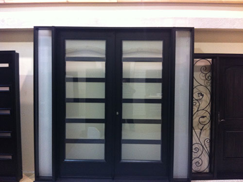 Windows And Doors Toronto 8 Foot Doors Fiberglass Modern