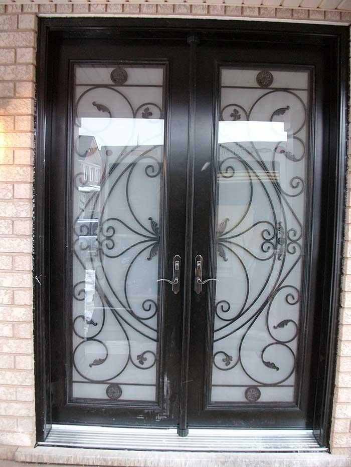 doors toronto fiberglass doors 8 foot doors fiberglass double front