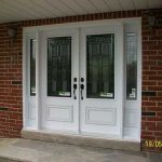 9-Smooth Doors, Stained Glass Design installed by Windows and Doors Toronto