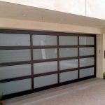 Aluminum Garage Doors installation Garage Door-Panel 9800 Horizontal installaed by Windows and Doors Toronto
