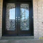 Jullietta Smooth Doors with Multi Points locks installed by Windows and Doors Toronto