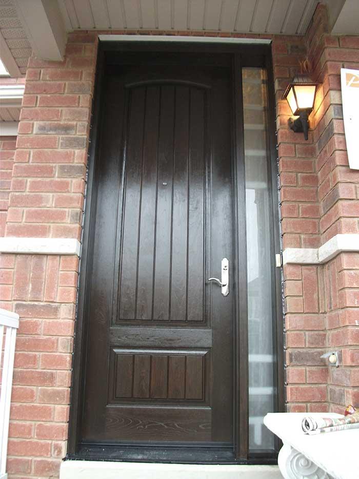 Rustic Doors Fiberglass Rustic Doors Woodgrian Solid