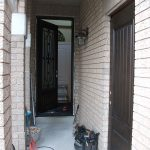 Single medievel Door Installed by Windows And Doors Toronto