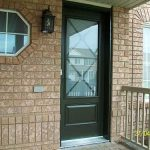 Smooth Door, Excalibur Design Installed by Windows and Doors Toronto