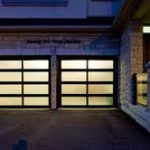 Smooth Glass Garage Doors installed by Windows and Doors Toronto