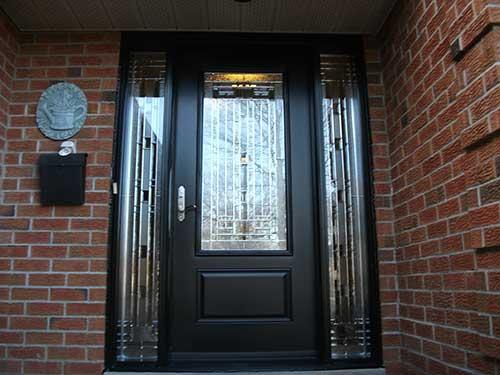 windows and doors toronto fiberglass doors stained glass front doors stained glass door with 2. Black Bedroom Furniture Sets. Home Design Ideas