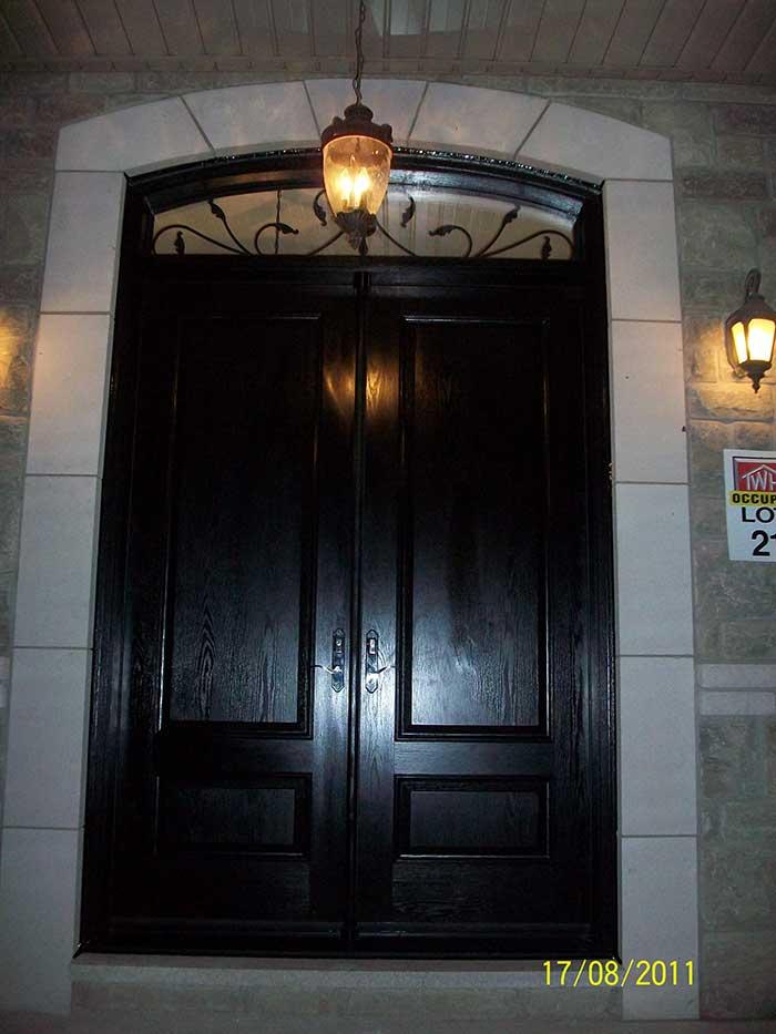 Woodgrain Exterior Doors Woodgrain Doors Front Entry Doors
