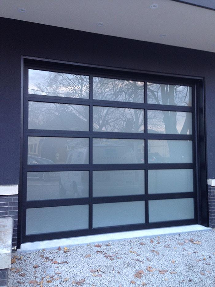 Aluminum garage doors windows and doors toronto for Custom house windows