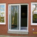 Patio door and 2 Windows in Toronto by Windows and Doors Toronto