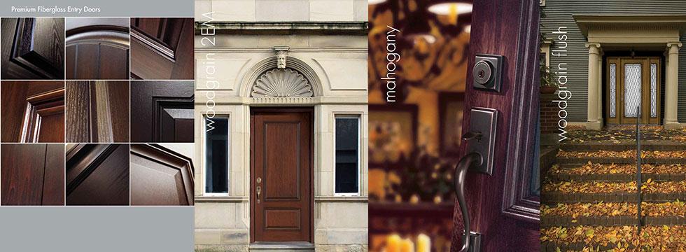 Fiberglass Doors Installed By windowsanddoorstoronto.ca