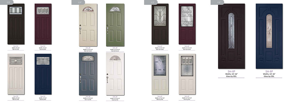 High Qualty Fiberglass Doors Installed by windowsanddoorstoronto.ca