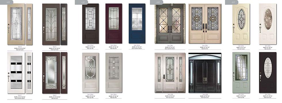 High Qualty Fiberglass Doors by windowsanddoorstoronto.ca