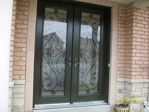 4-Julietta Smooth Doors installed by Windows and Doors Toronto