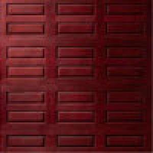 8 Foot Fiberglass Garage Door-Panel 9800 Horizontal installaed by Windows and Doors Toronto