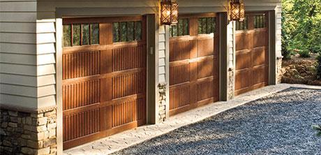 Fiberglass Garage Doors installation by Windows and Doors Toronto