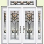 Frank Stained Glass Fiberglass Doors by Windows And Doors Toronto