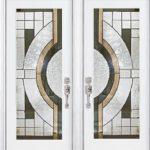 New York Stained Glass Fiberglass Doors by Windows And Doors Toronto