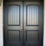 Rustic Doors, Woodgrain Installed by Windows and Doors Toronto in Brampton