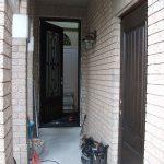 Single medievel Door Installed by Windows And Doors Toronto