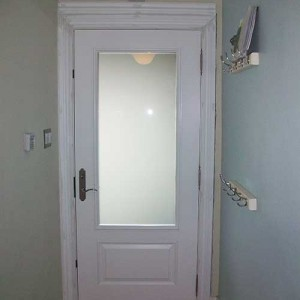 Smooth Door installed in Oshawa by Windows and Doors Toronto Inside View