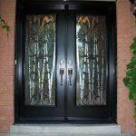 Smooth Doors, Primvera Design Double Doors installation by Windows and Doors Toronto