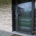 Smooth Doors installation by Windows and Doors Toronto
