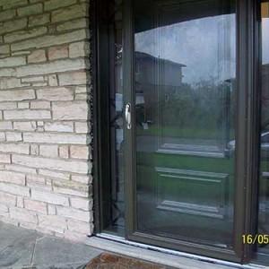 Smooth Doors installation by Windows and Doors Toronto