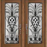Venetian Stained Glass Fiberglass Doors by Windows And Doors Toronto