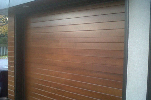 custom garage doors installed by Windows and Doors Toronto in oshawa
