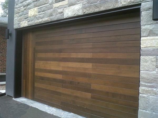 custom garage doors installed by Windows and Doors Toronto
