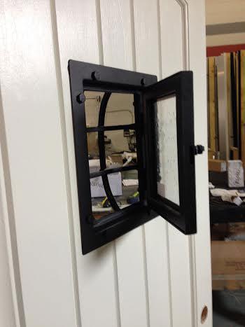 EasySpeak on Medival Design Rustic Front Door Inside View Made by windowsanddoorstoronto.ca