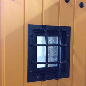 EasySpeak on Medival Design Rustic Front Door Made by windowsanddoorstoronto.ca