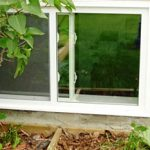 Basement Slider Window Installation by Windows and Doors Toronto