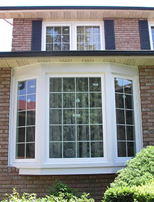 Bay Window Installation by Windows and Doors Toronto
