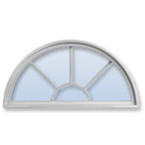 Specialty Shaped Windows Installation by Windows and Doors Toronto