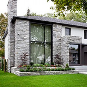 Aluminum Oversized Fix Windows