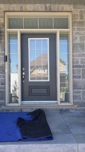 Door Before Installation by Windows and Doors Toronto