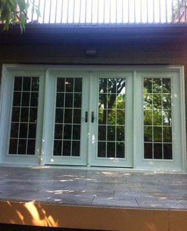Windows and Doors Toronto-Fiberglass Doors-8 Foot Doors-8 Foot French Doors Installed by Windows and Doors Toronto
