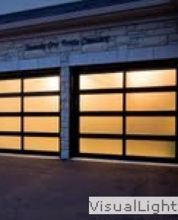 Windows and Doors Toronto-Aluminum Garage Doors- glass garage doors by Windows and Doors Toronto in Richmond Hill