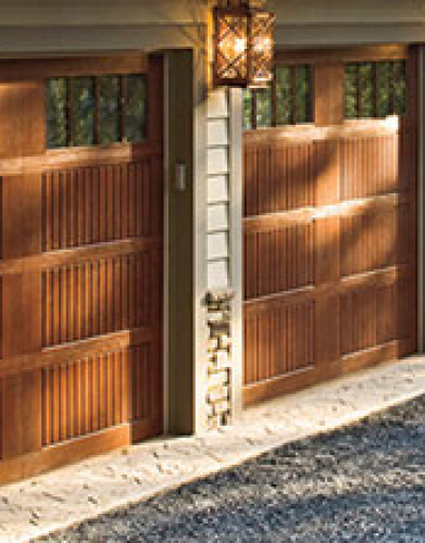 Windows and Doors Toronto-Fiberglass Garage Doors with door lites installation by Windows and Doors Toronto
