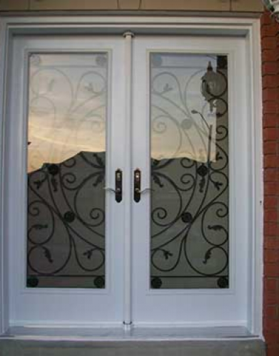 Windows and Doors Toronto-Smooth Fiberglass Doors-Jullietta Smooth Doors with Multi Points locks installation by Windows and Doors Toronto