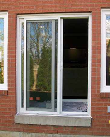 Patio door and 2 Windows  in Toronto by Windows and Doors Toronto by Windows and Doors Toronto