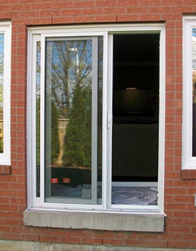 Patio door and 2 Windows  in Toronto by Windows and Doors Toronto by Windows and Doors Toronto