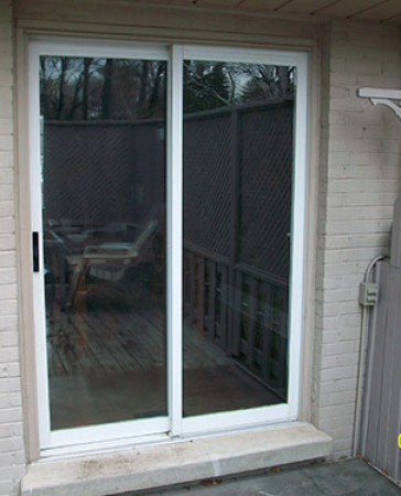 Patio door installation in Toronto by Windows and Doors Toronto