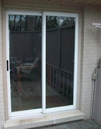 Patio door installation in Toronto by Windows and Doors Toronto