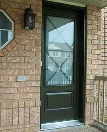 Windows and Doors Toronto-Smooth Fiberglass Doors-Smooth Door-Excalibur Design Installed by Windows and Doors Toronto